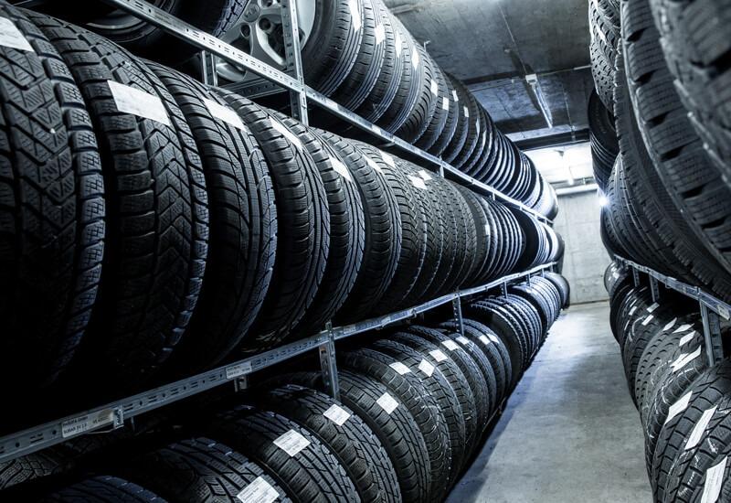 Reifenhotel Garage St. Christophe AG