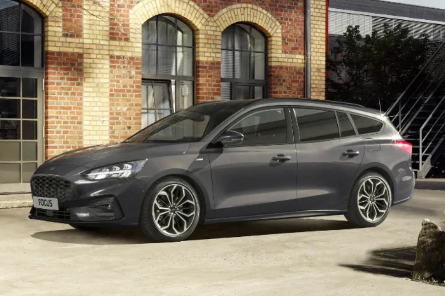 FORD FOCUS WAGON TURNIER ECOBOOST HYBRID