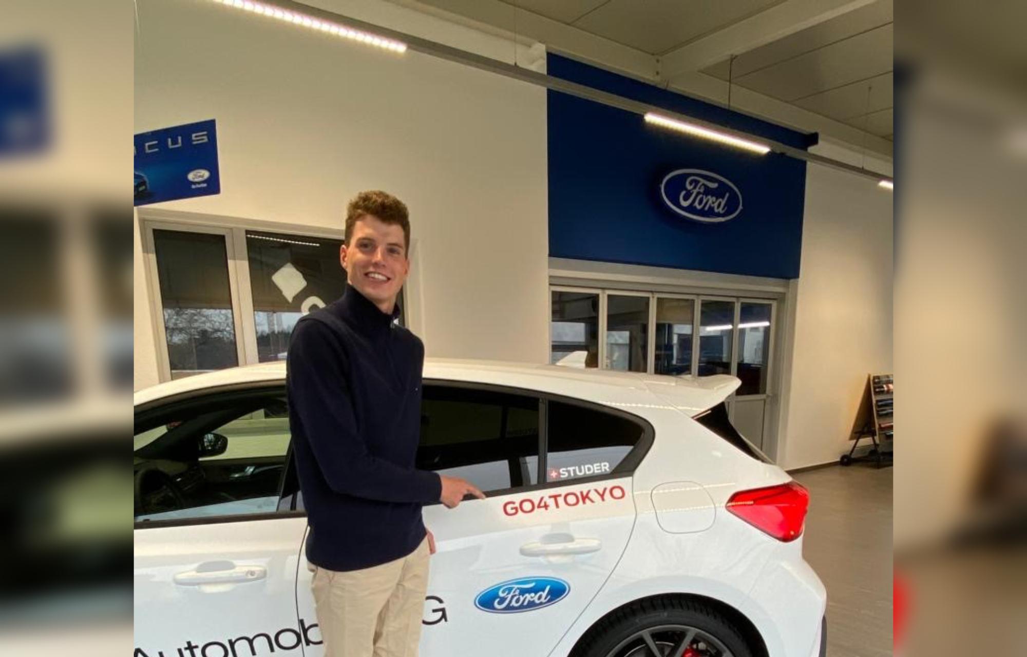 Max Studer Ford Focus ST