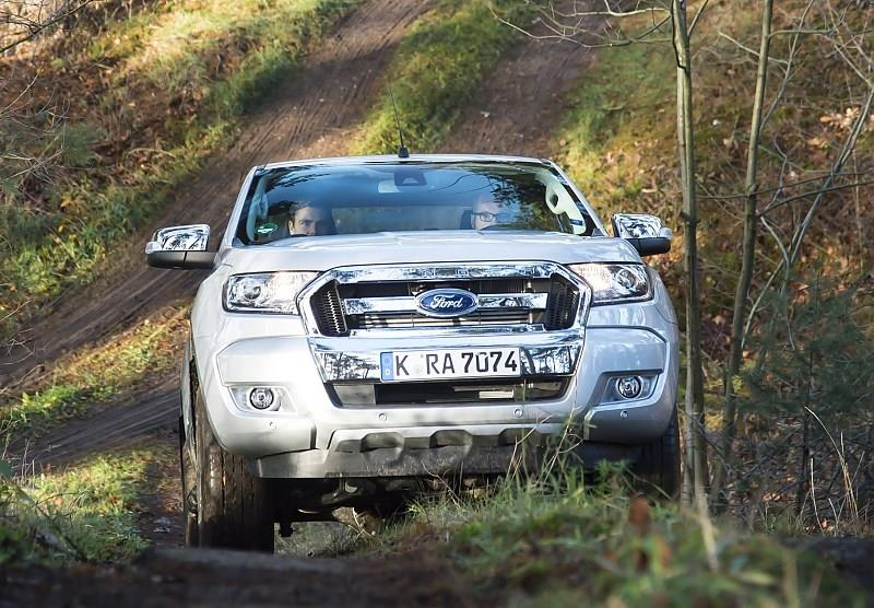 Ford Ranger DKab.Pick-up 3.2 TDCi 4x4 Limited