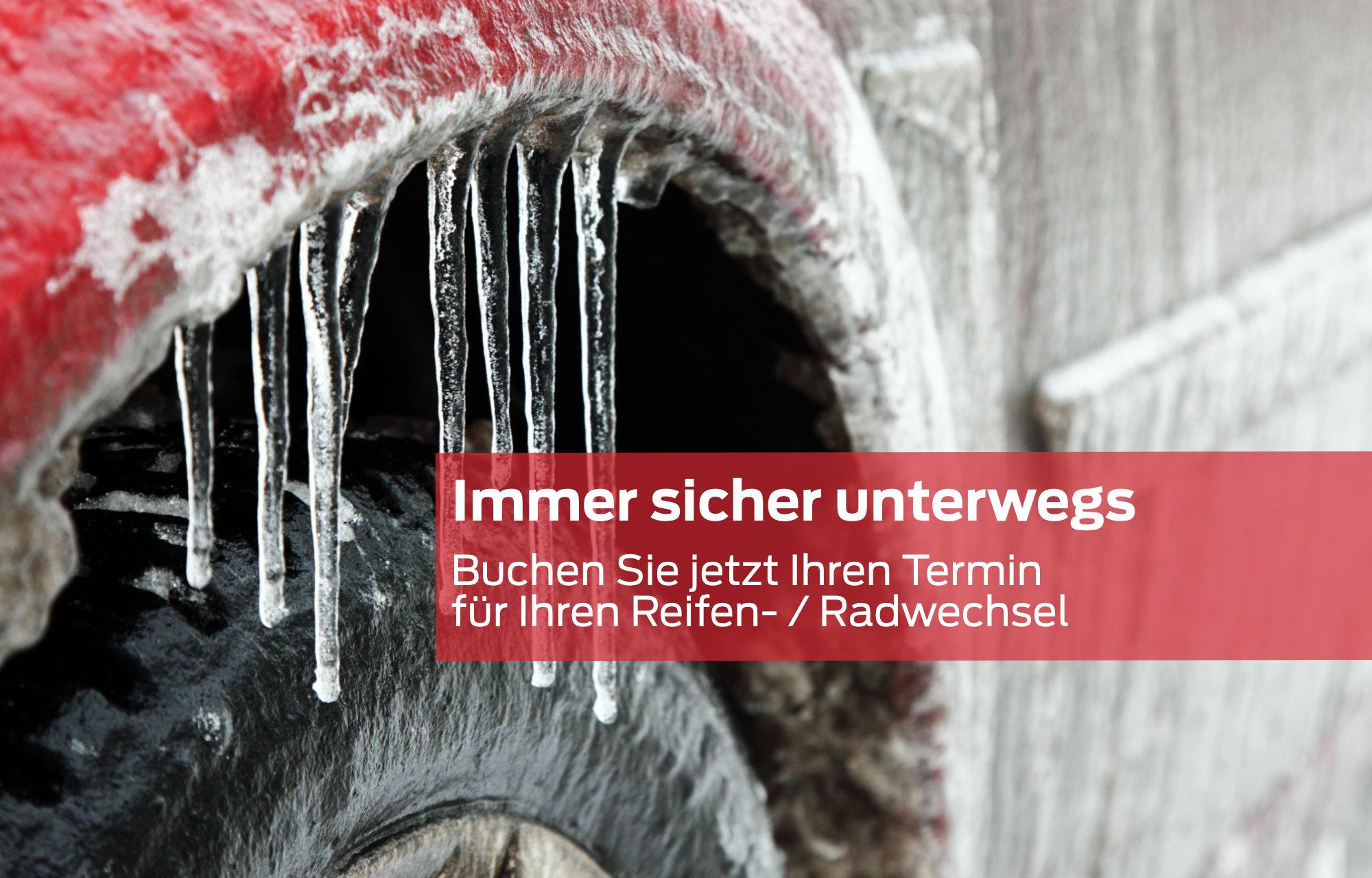 Winterradwechsel Th. Willy AG Luzern, Bern, Zürich