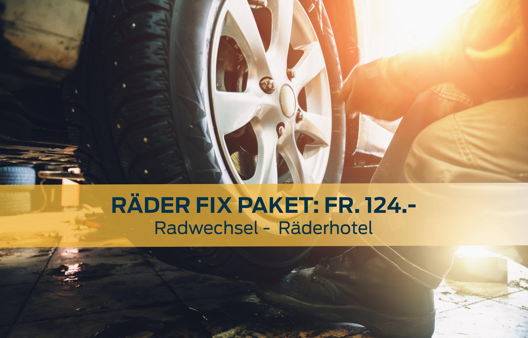 Räder Fix Paket
