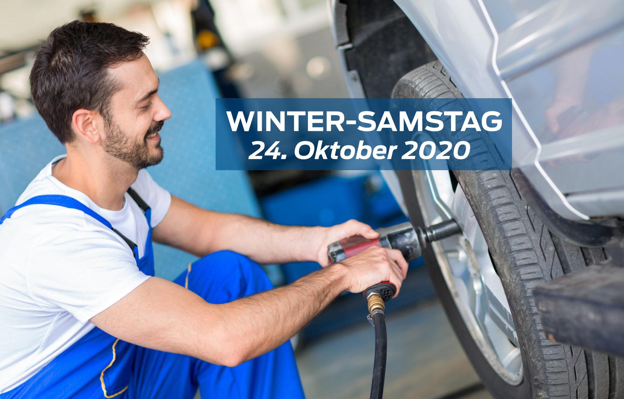 Winter-Samstag 24.10.2020