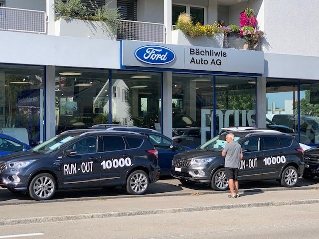 Ford Kuga ST-Line und Vignale Run Out Prämie Bächliwis Auto AG in Bachenbülbach
