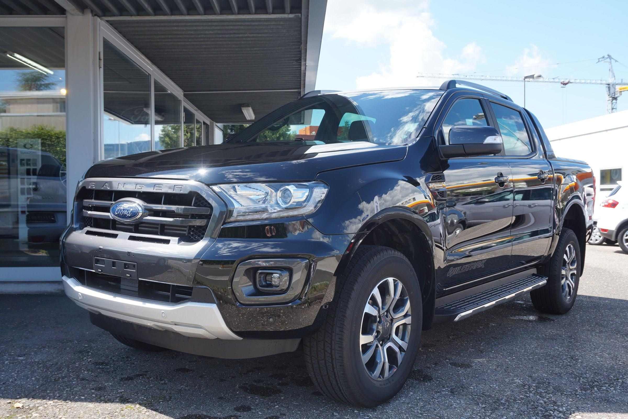 2019 FORD RANGER Ranger Wildtrack 2.0 Eco Blue 4x4 A