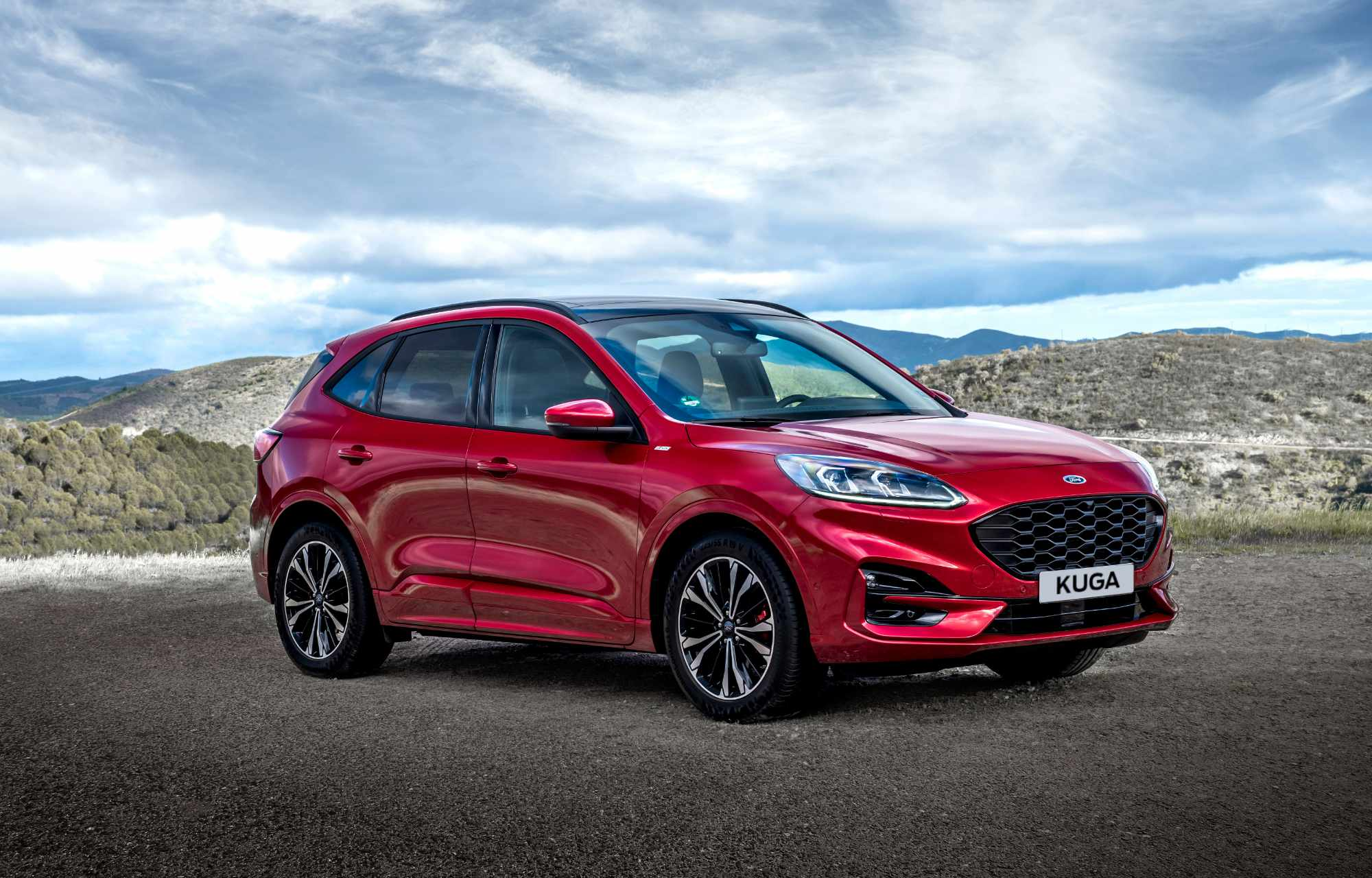 Neuer Ford Kuga ST-Line & ST-Line X