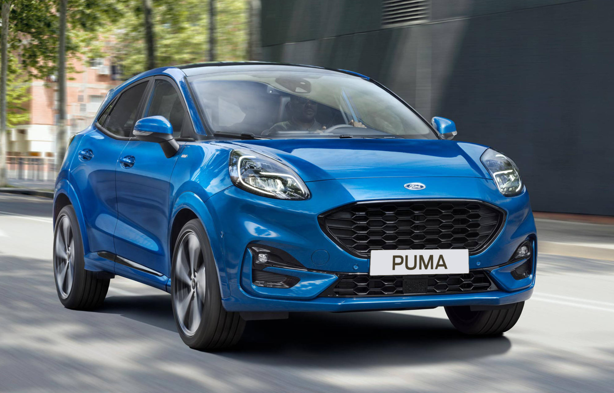 Ausstellungs-Highlights Ford Puma und Ford Explorer Plug-In Hybrid