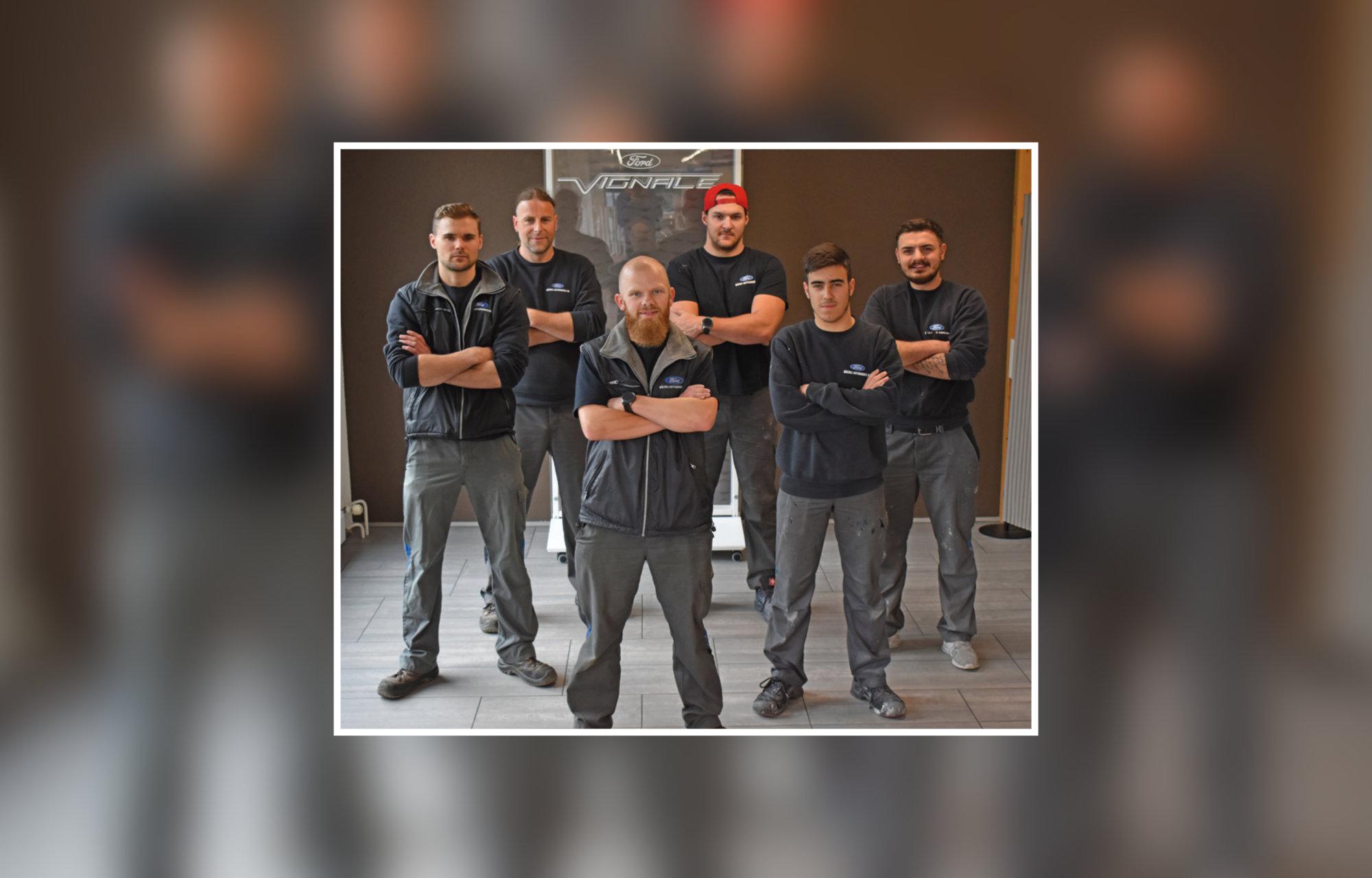Bächli Automobile AG Ansprechpartner in Sachen Carrosserie und Reparaturen