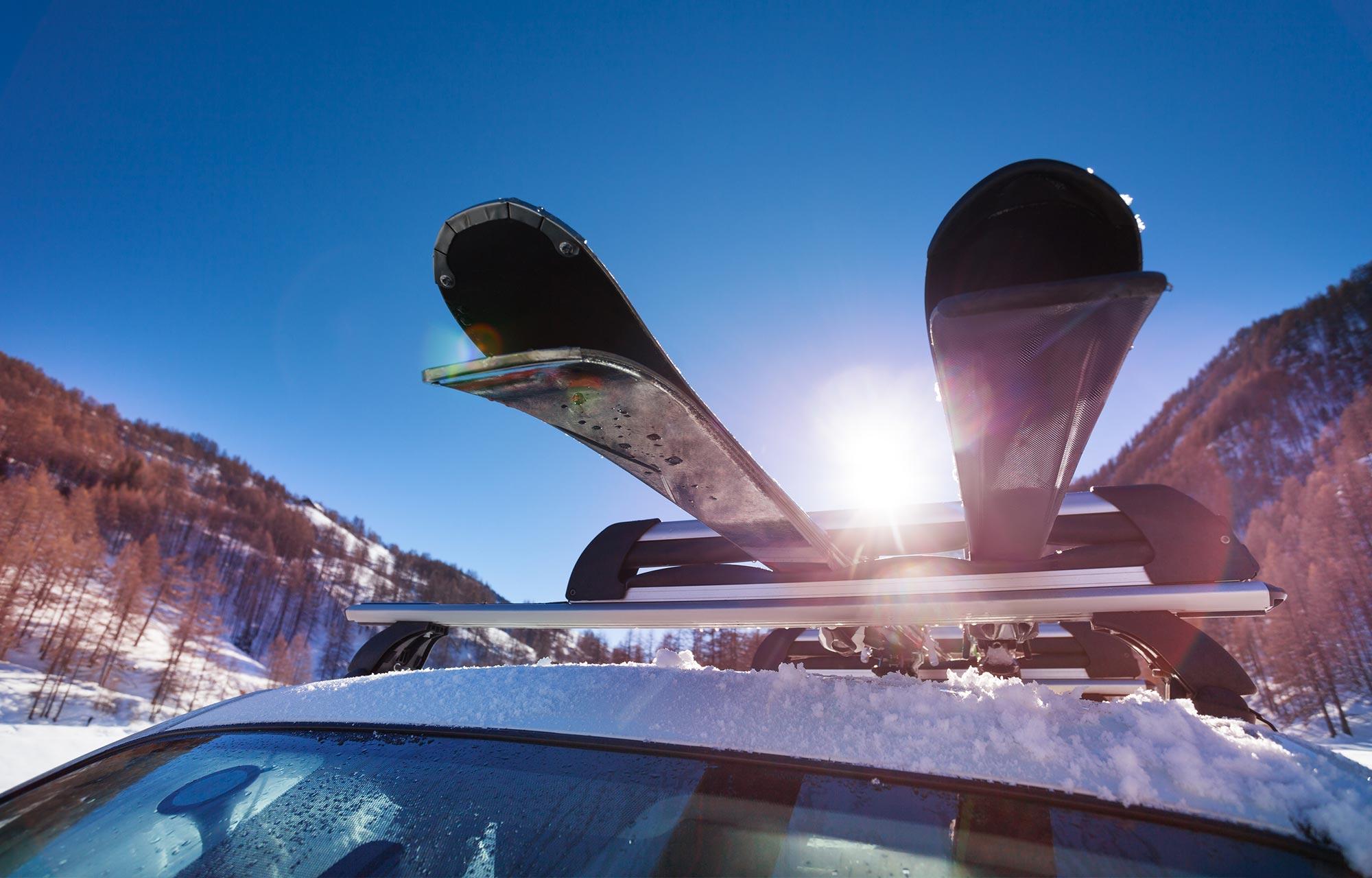 Skiträger