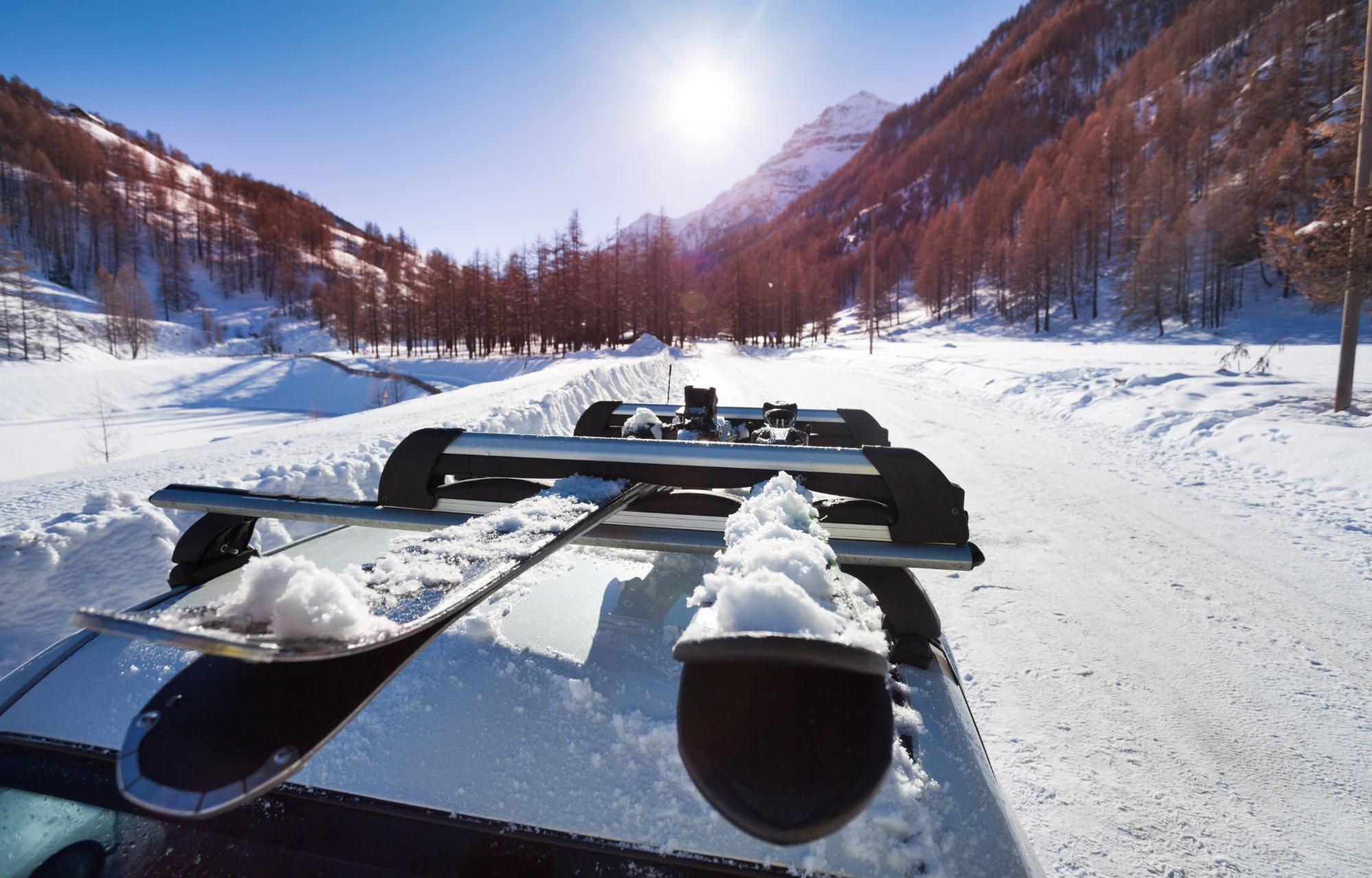 Winterequipment und Ford Zubehör