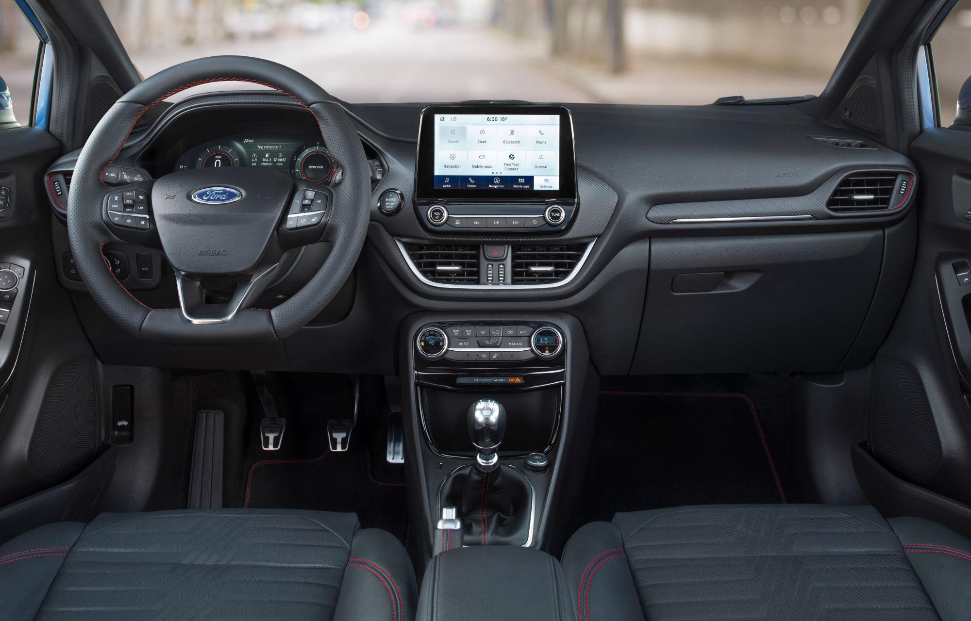 Ford Puma Mild-Hybrid