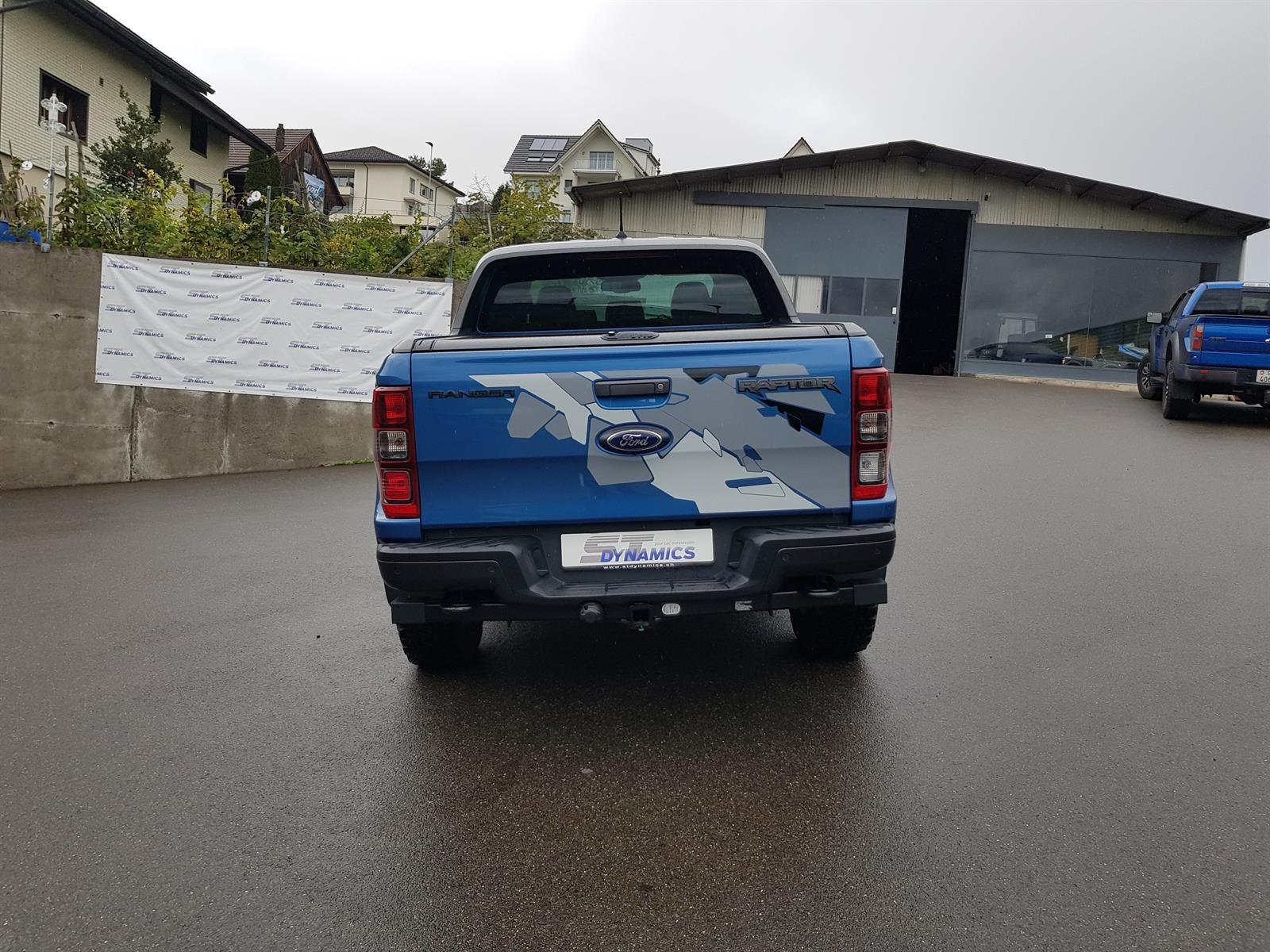 FORD RANGER DKab.Pick-up 2.0 EcoBlue 4x4 Raptor ST Dynamics Wollerau