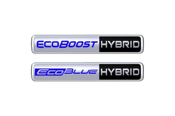 ECOBOOST oder ECOBLUE Hybrid