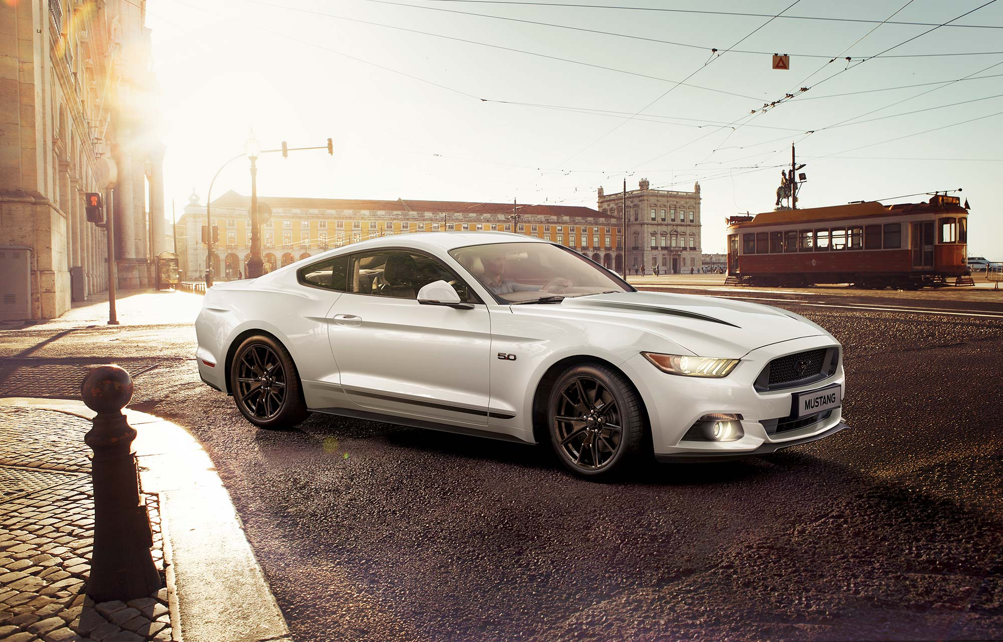 Mustang Black Shadow Edition