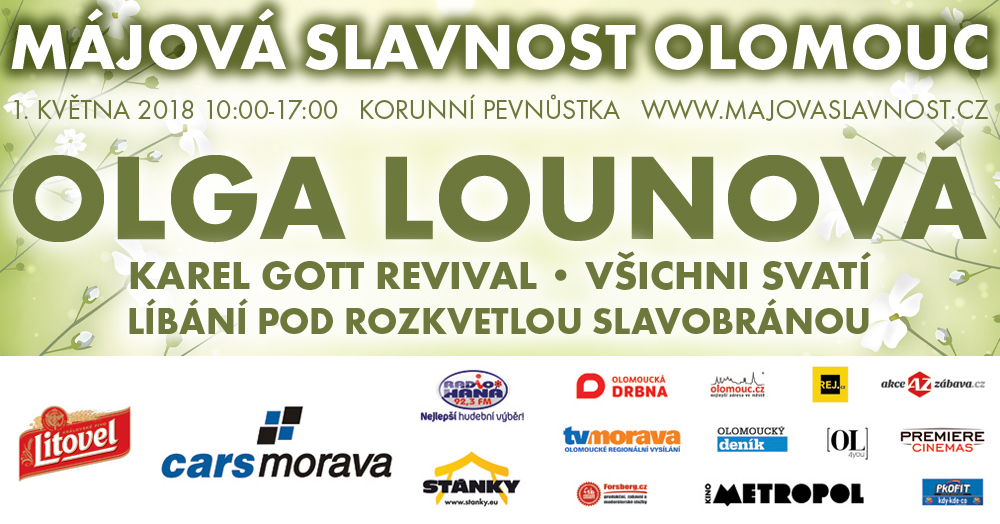 Májová slavnost - Cars Morava, Olomouc