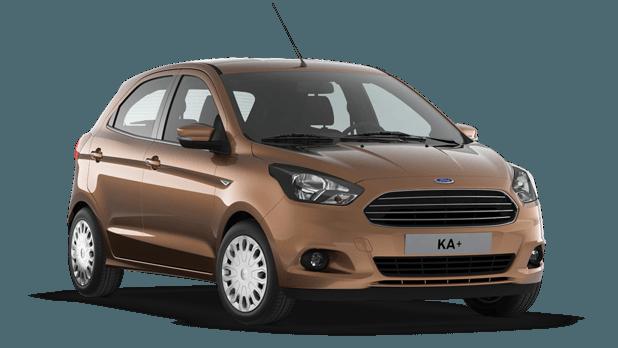Ford KA+ - ilustrativní obrázek