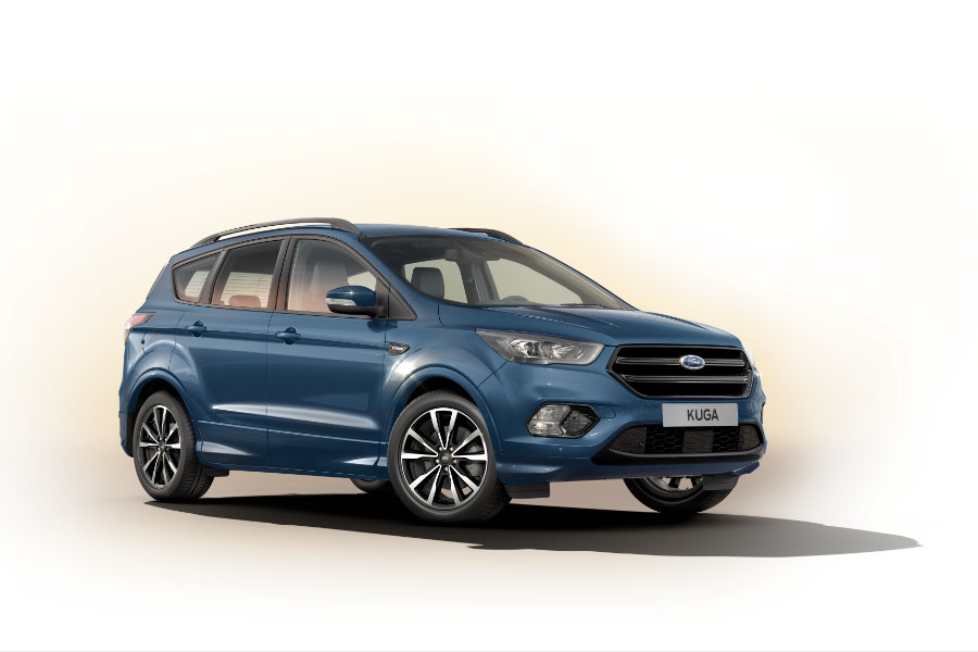 Ford Kuga TOP Edition ST-Line