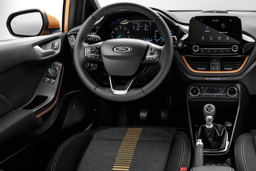Zcela nový Ford Fiesta Active