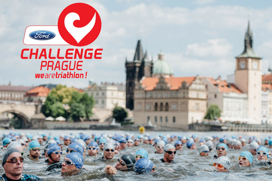 Ford Challenge Prague - Triatlon