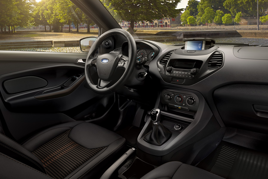 Nový Ford KA+ Active - Interiér