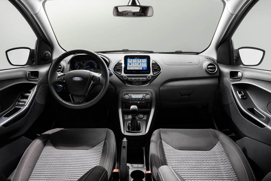 Nový Ford KA+ Ultimate - Interiér