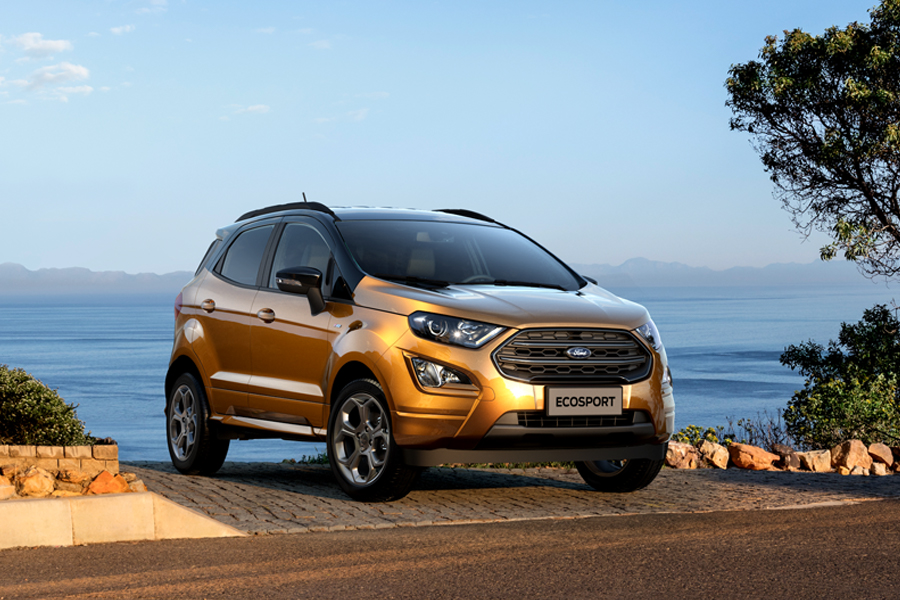 Ford EcoSport TOP Edition ST-Line