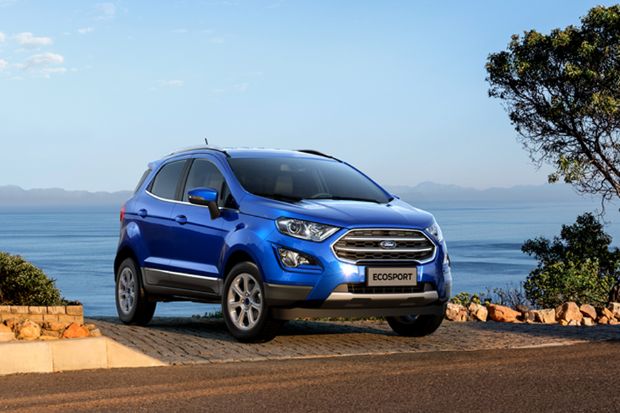 Ford EcoSport TOP Edition Titanium