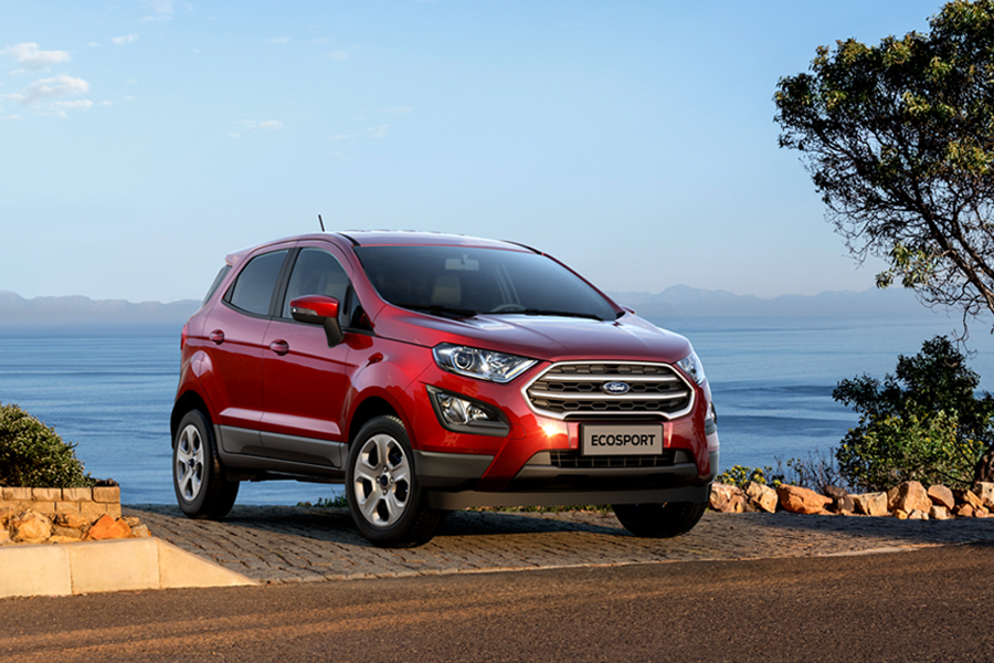 Ford EcoSport TOP Edition trend
