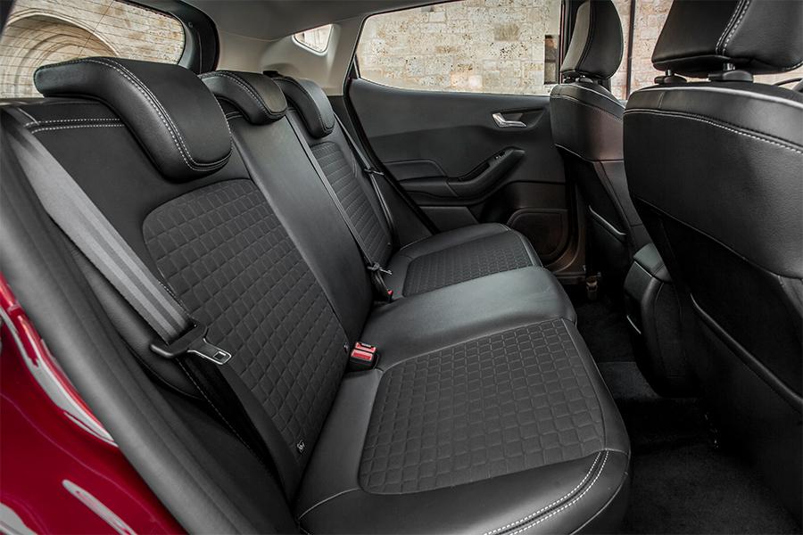 Ford Fiesta Titanium - interiér