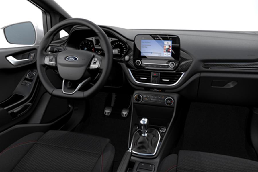 Zcela nový Ford Fiesta ST-Line