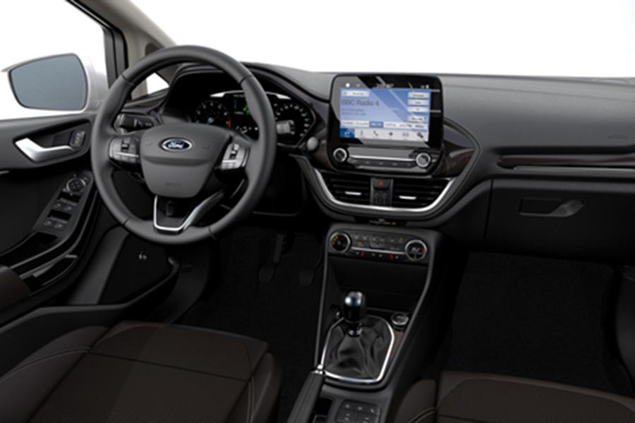 Zcela nový Ford Fiesta Vignale