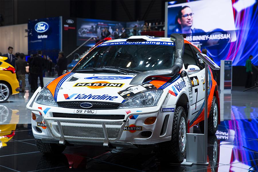 Ford Focus WRC mk1