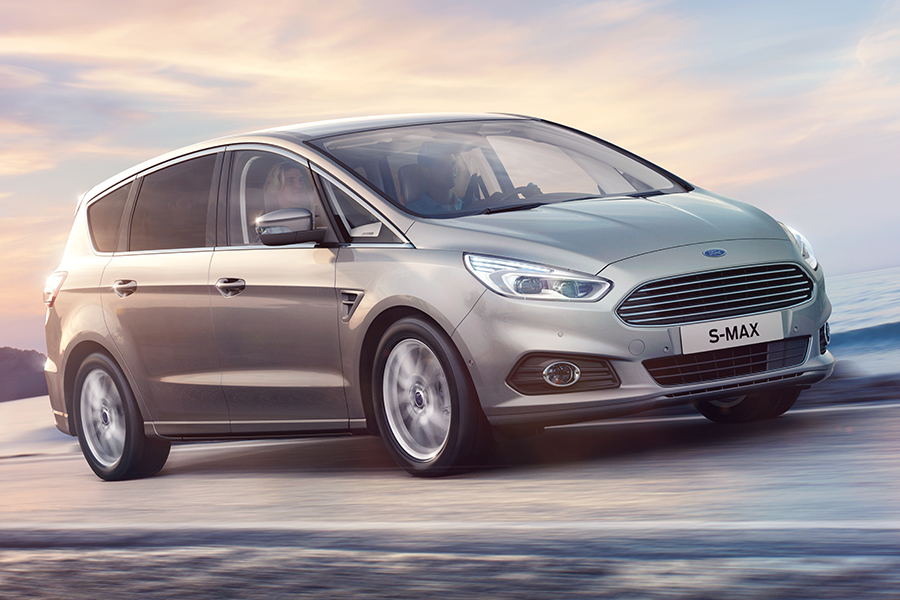 Ford S-MAX Titanium TOP Edition