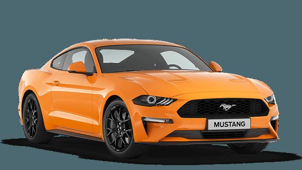 Nový Mustang