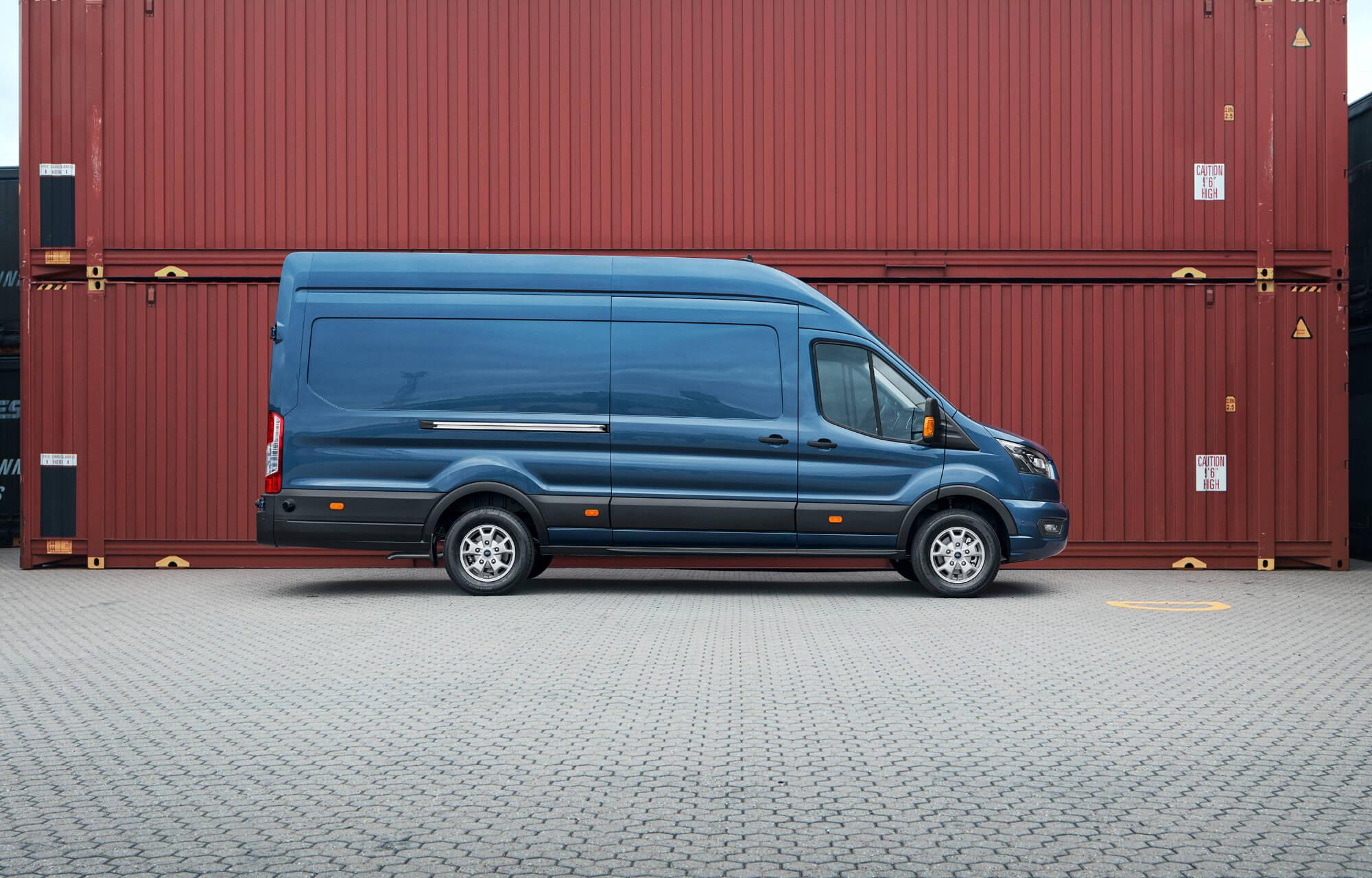 Ford Transit 2.0 EcoBlue 350 Trend Van L3 přední pohon