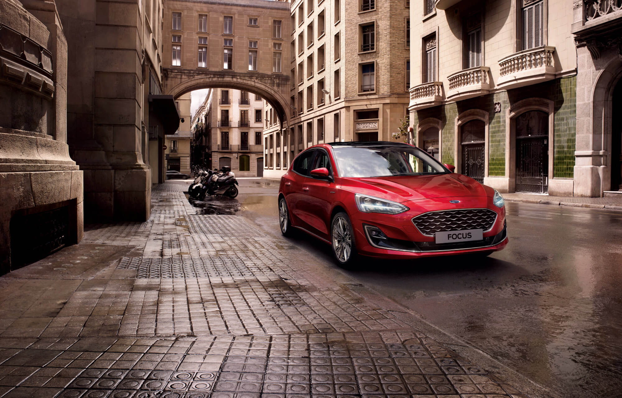 Soutěž o Ford Focus na víkend!