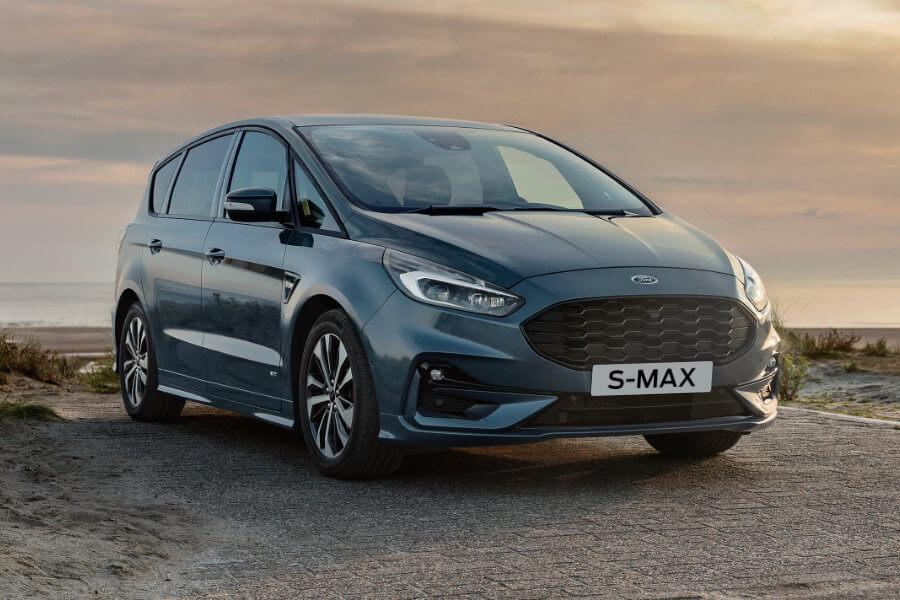 Nový Ford S-MAX