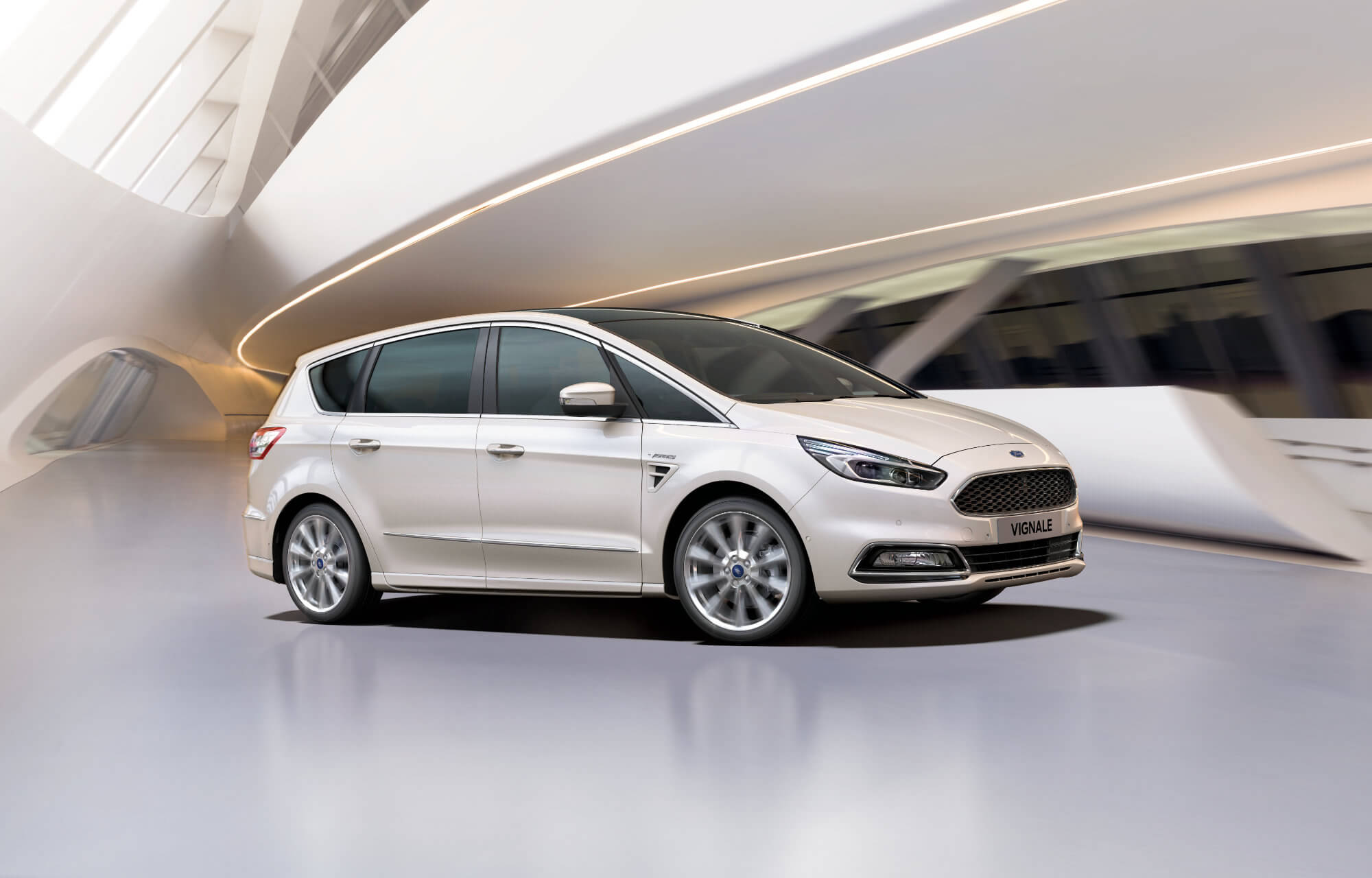 Ford S-MAX ST Line TOP Edition