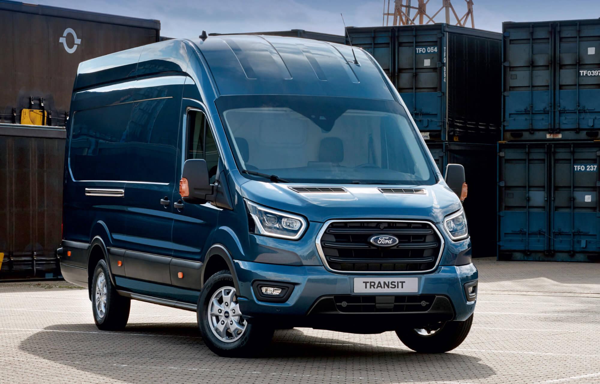 Ford Transit - Raeder&Falge   Bohušovice nad Ohří