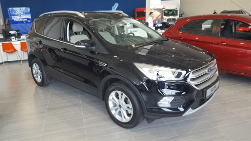 Autospol Uherské Hradiště - Ford KUGA TITANIUM