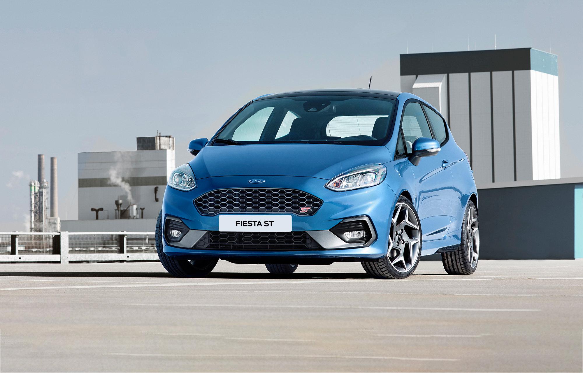 Ford personbil