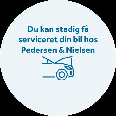 få serviceret din bil hos Pedersen & Nielsen
