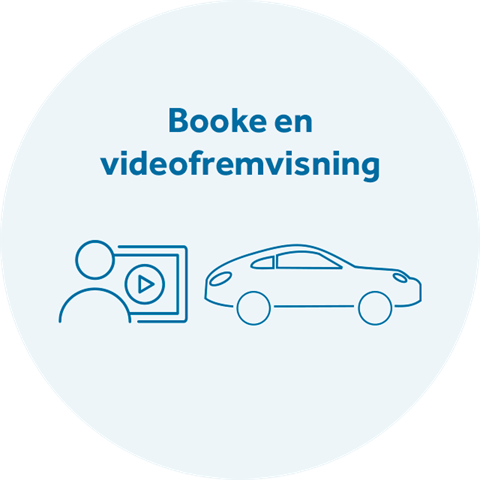 booke en videofremvisning