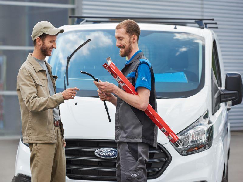 Ford Økonomi Service 5+