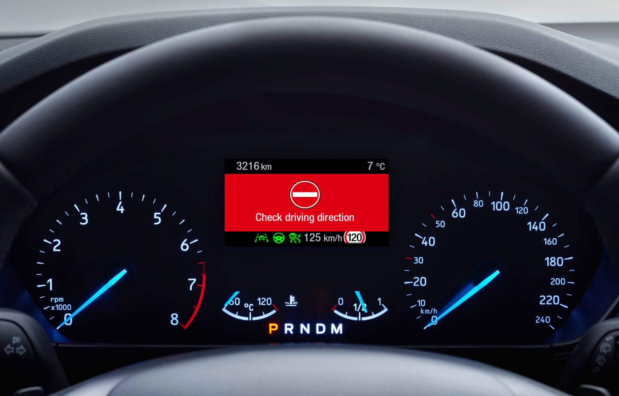 Uusi Ford Focus
