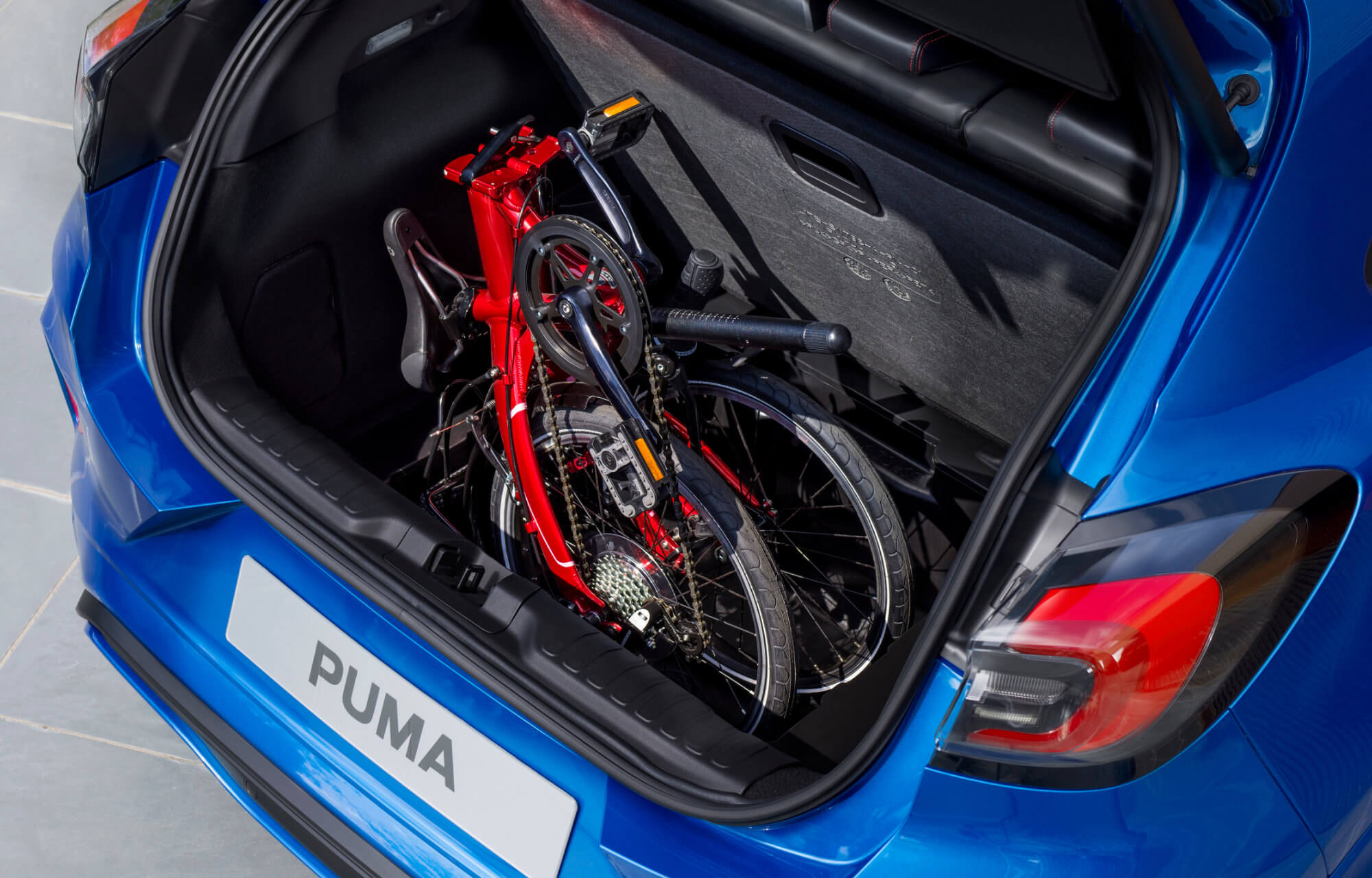 uusi Ford Puma kevythybridi