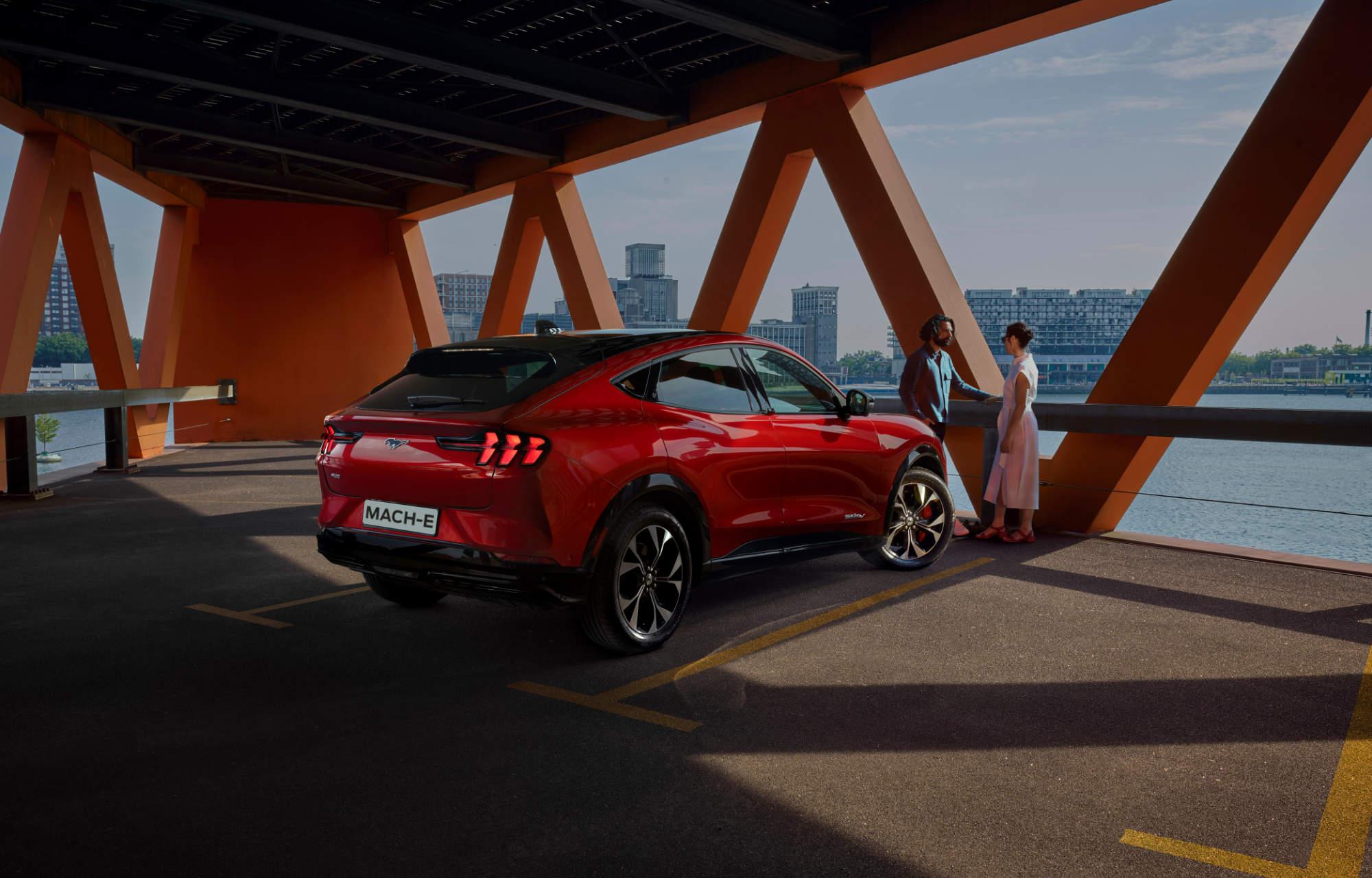 Mustang Mach-E Cork 2