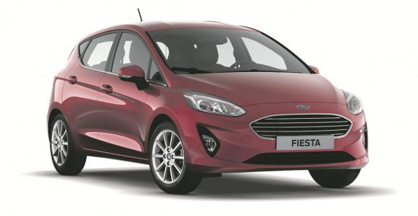 Fiesta Trend Automaa