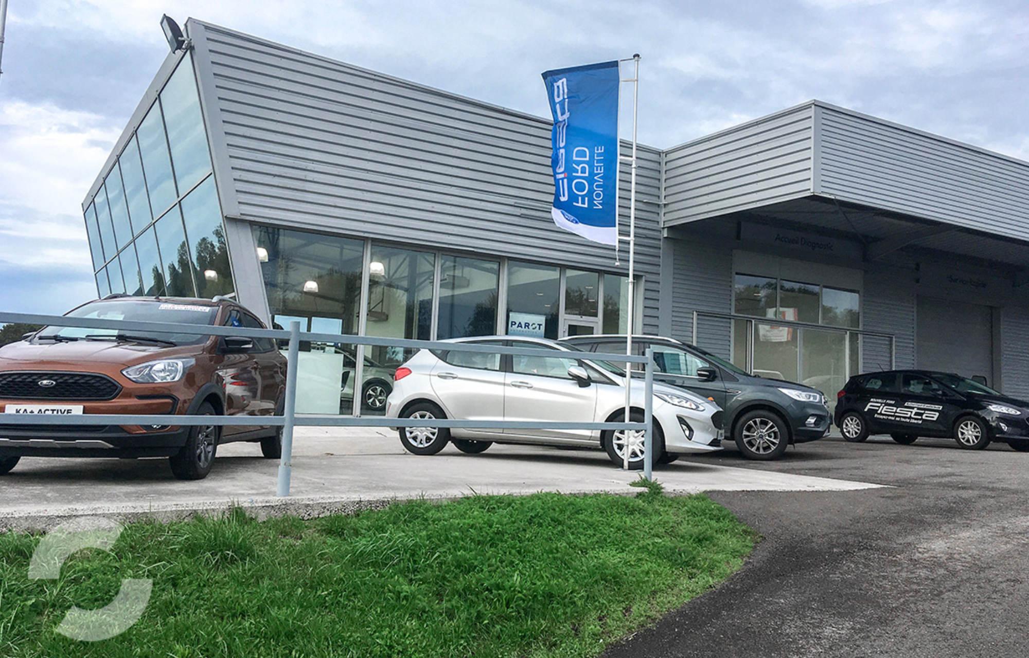 Ford Saint-Junien