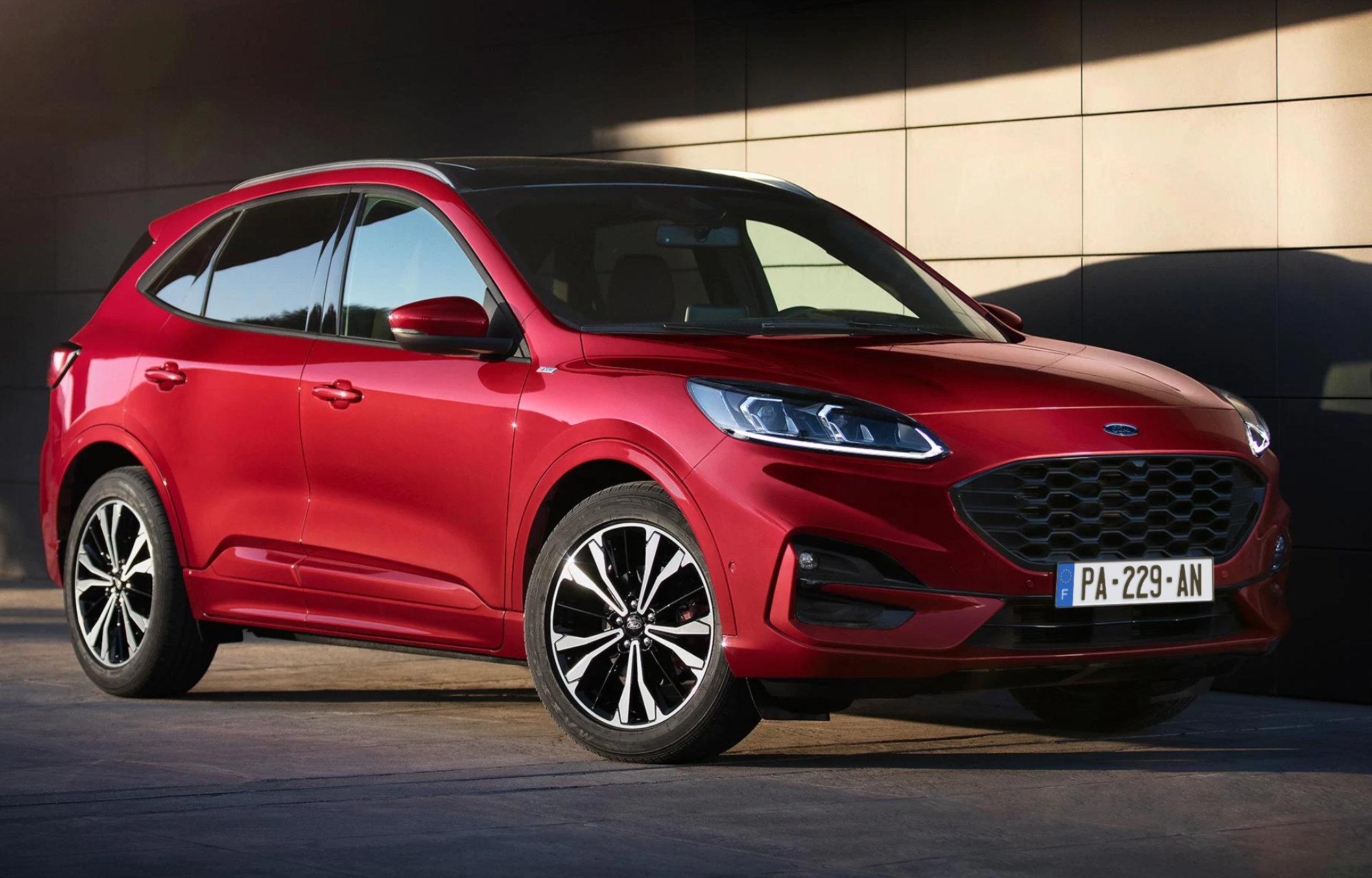 Nouveau Ford Puma, hybride taillé pour la ville